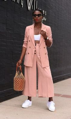 casual summer outfits for women Fashion Mode, Suit Fashion, Look Fashion, Fashion Photo, Fashion Outfits, Womens Fashion, Fashion Trends, Fashion Fashion, Fashion Tips