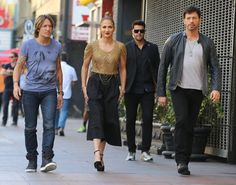 Keith Urban Photos: 'American Idol' Judges Head to Auditions