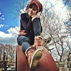 Lindsey Stirling SOO CUTE BOOTS!! #violinist