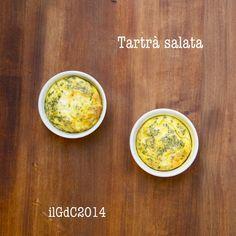 Ricette delle Langhe: Tartrà salata