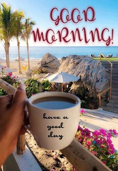 Morning Wish, Good Day, Night, Buen Dia, Good Morning, Hapy Day