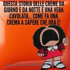 Mafalda ha capito TUTTO!!!!