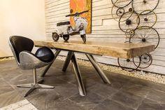 Tavoli : AGUG Tavolo Suar massello