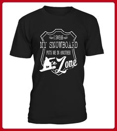 Snowboarding Quote Zone - Winter shirts (*Partner-Link)