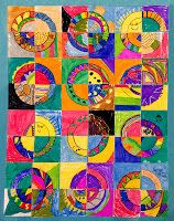 Art Projects for Kids: Paper Quilts
