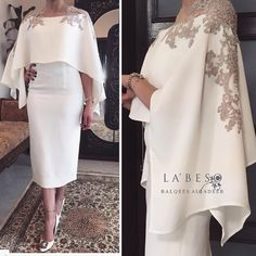 2018 Mermaid Mother Of The Bride Dresses Jewel Neck Gray Lace Appliques Beaded With Wrap Short Tea Length Party Evening Wedding Guest Gowns Evening Dresses Plus Size, Formal Evening Dresses, Prom Dresses, Bride Dresses, Dress Formal, Dress Long, Evening Gowns, Formal Wear, Mermaid Dresses