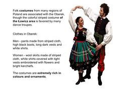 Polish National Dances - Oliwia and María Black High Boots, Slow Dance, Folk Costume, White Shirts, Poland, Ethnic, Black Thigh High Boots, Ignition Coil, White Dress Shirts