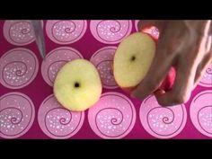 Come fare le ciotole di #frutta per il #gelato