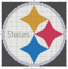 Free+Crochet+Graph+Generator | steelers-logo-chart-65-x-65.jpg