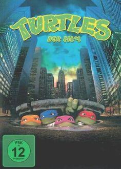 B.B. Hiller, Turtles, 1990, Deutsche Erstveröffentlichung