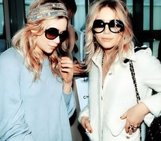 #olsens & post-Chanel-don't-take-my-picture-but-I-know-I-look-amazing.