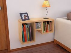 repisa madera (Wood Shelf)