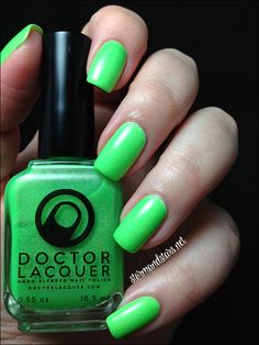 Doctor Lacquer- Chlorophyll (Kaleidoscope World)