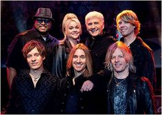 Dennis DeYoung and his amazing band!
