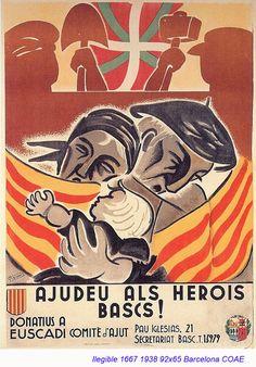 Memoria republicana - Carteles - Temas - Solidaridad