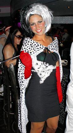 Captivating Cruella Deville Costume Pictures Halloween 2014, Scary Halloween, Holidays  Halloween, Halloween Crafts,