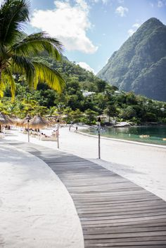 Sugar Beach / St. Lucia