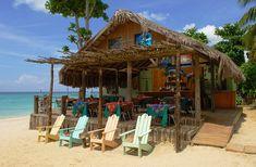 Negril, Jamaica. Tiki Bar.
