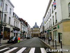 La mairie (ou hôtel de ville) de Tourcoing le 5/09/2016 / Prise par moi ©LauryRow.