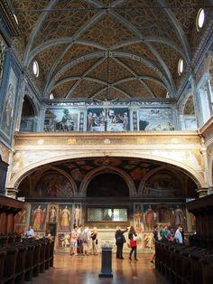 Chiesa di San Maurizio al Monastero Maggiore (Milan, Italy) on TripAdvisor: Address, Tickets & Tours, Reviews