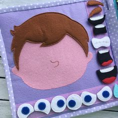 Disney Princess Quiet Book with Pattern: Ideas for quiet book activities for girls and .Disney Princess Quiet Book with Pattern: Ideas for quiet book activities for girls and quiet book activities for boys! Diy Quiet Books, Baby Quiet Book, Felt Quiet Books, Toddler Quiet Books, Diy Busy Books, Book Activities, Toddler Activities, Felt Crafts, Crafts For Kids