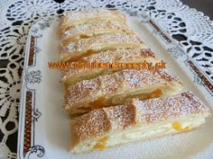 Czech Recipes, Sweet Recipes, Meal Planning, French Toast, Sweet Treats, Food And Drink, Cooking Recipes, Gluten Free, Breakfast