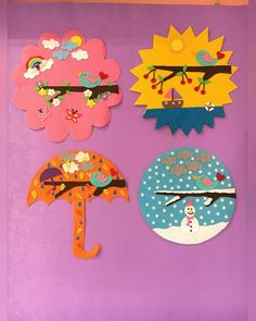 In this DIY tutorial, we will show you how to make Christmas decorations for your home. The video consists of 23 Christmas craft ideas. Paper Crafts For Kids, Preschool Activities, Diy And Crafts, Arts And Crafts, School Projects, Projects For Kids, Diy For Kids, Class Decoration, School Decorations