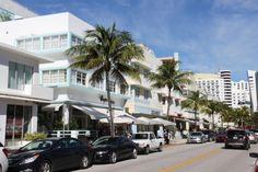 Miami South Beach Art Deco Buildings http://www.tipsfortravellers.com/cunard-world-cruise-week-two/