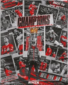 Liverpool Premier League, Liverpool Champions, Liverpool Fans, Liverpool Football Club, Henderson Liverpool, Manchester United Wallpaper, Liverpool Fc Wallpaper, Liverpool Wallpapers, Modele Flyer