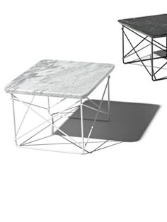 Eames Wire Base Low Table - Outdoor Table - Herman Miller