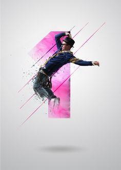 No.1 Dance Studio on Behance