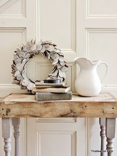Original Reclaimed Pallet Wood Table
