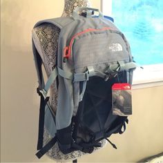 New north face backpack Brand new with tag. The North Face Bags Backpacks