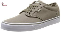Vans Atwood, Sneakers Basses homme, Beige (Canvas/Brindle/White), 46 EU (11 UK) - Chaussures vans (*Partner-Link)