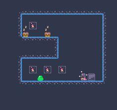 Visit the post for more. How To Pixel Art, Cool Pixel Art, 2d Game Art, 8 Bit Art, Pixel Animation, Pixel Art Games, Game Assets, Design Reference, Game Design