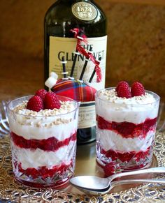 If you live in North America, you have probably never heard of Cranachan, a lovely Scottish dessert. What is Cranachan? Cranachan is a quintessential Scottish concoction, because it combines so many ingredients that Scotland is …More »