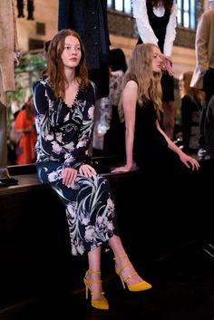 Club Monaco Christobelle Dress + Meradyth Pumps