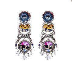 Bossa Jobim Earrings Ayala Bar Radiance Collection Fall - Winter 2016-17