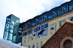 The Pot Luck Club, Cape Town. Cape Town South Africa, Pot Luck, Coffee Shops, Woodstock, Restaurant Bar, Chefs, Followers, Restaurants, Traveling