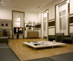 Living Area by DarthMurda.deviantart.com on @deviantART