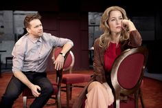 Ivo van Hove technology laden film adaptation starring Gillian Andreson and Lily James is a flat cold effort that fails to capture the glamour of the world it is trying to represent. The Winter Guest, Scenes From A Marriage, Ivo Van Hove, March Book, February, Royal Shakespeare Company, Midsomer Murders, Star Actress