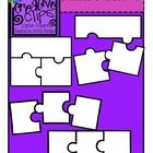 This freebie includes puzzle piece templates for two versions of a 3-piece puzzle for matching activities! I have included an image of the entire p...