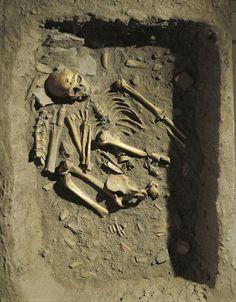 Intentional Neanderthal burial at La-Chapelle-aux-Saints remains unproven