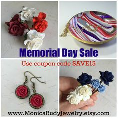 Save 15% on your entire order through Monday!