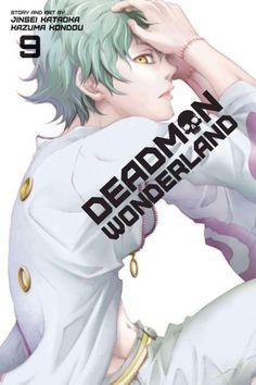 Deadman Wonderland 9