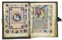 Znalezione obrazy dla zapytania bodleian library medieval herbs