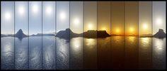 The Midnight Sun by Anda Bereczky