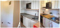 Antes y después de mi cocina | Bricolaje
