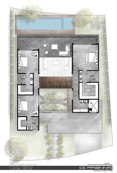 Casa SEKIZ,Planta Alta