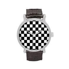 Black White Checkered Square Vinyl Contact Paper Shelf